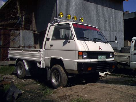 Mitsubishi Delica Modification by Mitsubishi Delica Truck Best Photos And Information Of