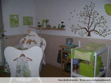 deco peinture chambre bebe decoration chambre de bebe peinture