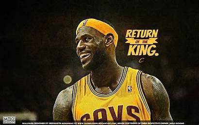 Lebron James Dunk Cavs Wallpapers Cleveland Cavaliers