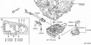 Nissan Pathfinder Bolt Hex Standard Hardware  Cvt  Control