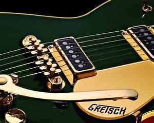 Gretsch Guitar Wallpaper - WallpaperSafari