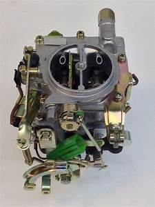 Nos Aisan Carburetor 1977 Toyota Corolla 1200cc 3kc Engine