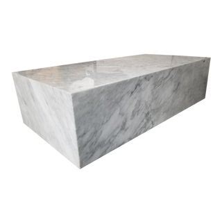 Rh, restoration hardware kendall has also started picking up some items an amateur decorator likely wouldn't find on their own. Vintage & Used Marble Coffee Tables | Chairish