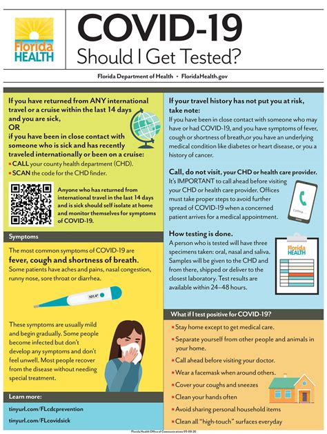 COVID 19: What Health Officials Say About Getting Tested
