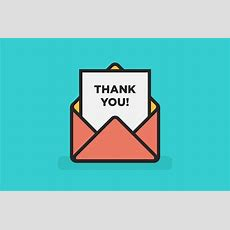 Job Interview Thank You Letter And Email Examples