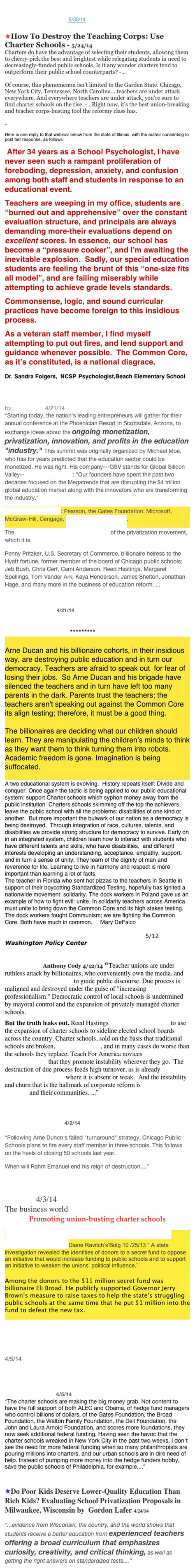 Eight Problems With Common Core. by Marion Brady Top 10 ...