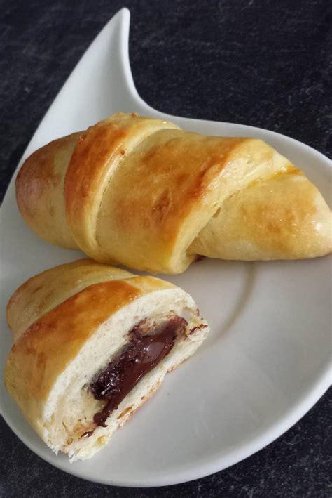peut on faire des croissants avec de la pate feuilletee croissants au chocolat la recette facile marciatack fr