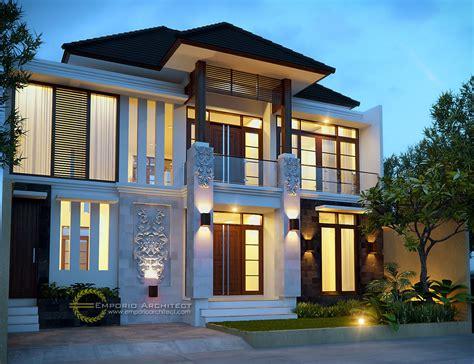 jasa arsitek medan desain rumah bapak azwar anas jasa