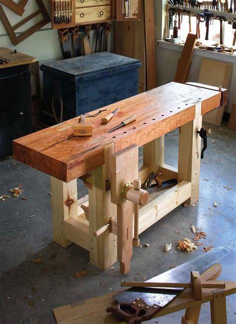 woodworking bench ideas  pinterest garage