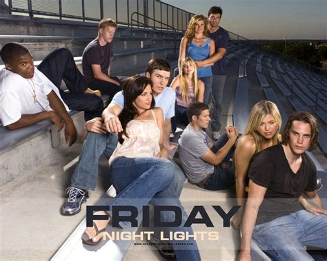 writerly tv friday night lights  housework  wait