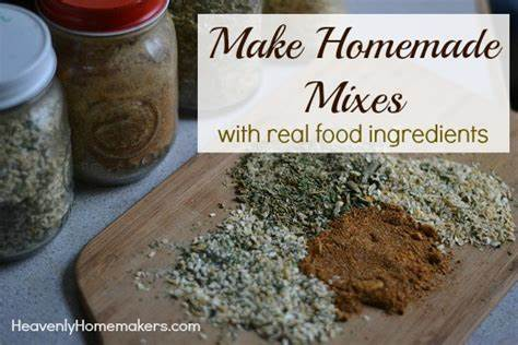 Made From Real Ingredients Makes Some Healthy Mixes