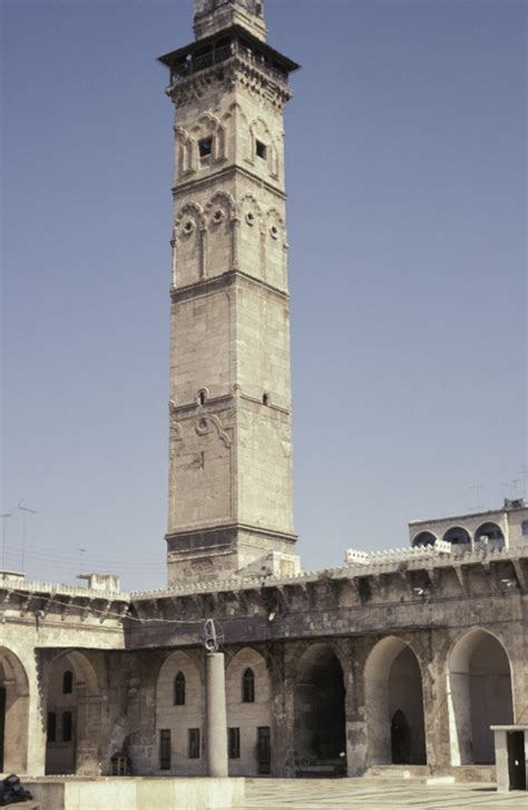 chapter   ornamented style  aleppo  damascus