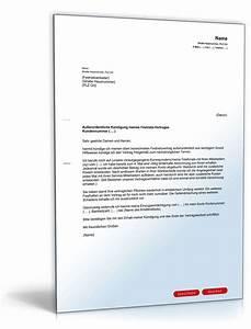 Gründe Für Fristlose Kündigung Mieter : fristlose k ndigung festnetzvertrag vorlage zum download ~ Lizthompson.info Haus und Dekorationen