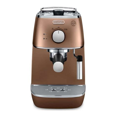 DeLonghi Distinta Espresso & Cappuccino Machine ECI341CP   Around The Clock Offers