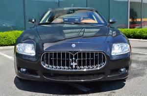 Maserati Quattroporte Prix Ttc : v hicule maserati quattroporte 2010 usag vendre montreal qu bec auto123 ~ Medecine-chirurgie-esthetiques.com Avis de Voitures