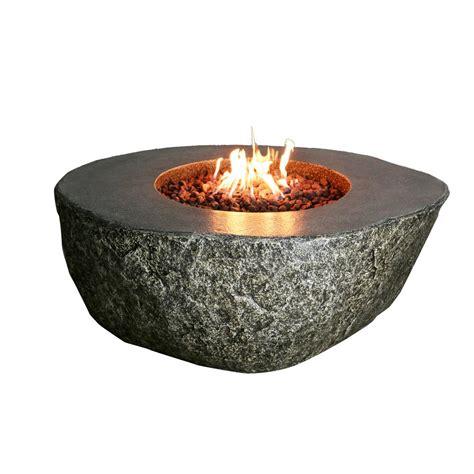 gas pit rocks elementi fiery rock 50 in eco propane 3737