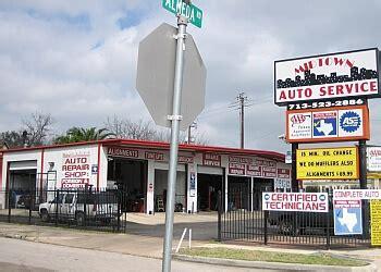 car repair shops  houston tx threebestrated
