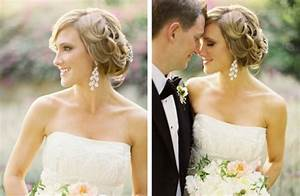 Romantic Wedding Hairstyles OneWed