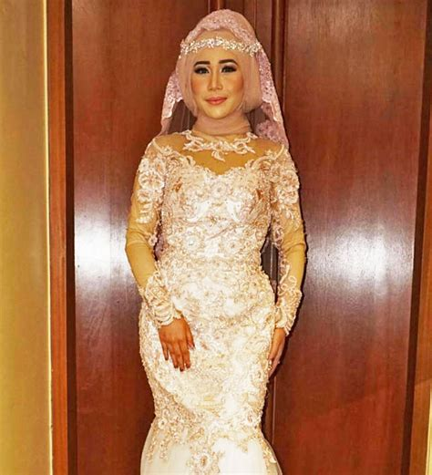 kebaya tepat sesuai bentuk tubuh pameran pernikahan indonesia 2018 wedding expo jakarta