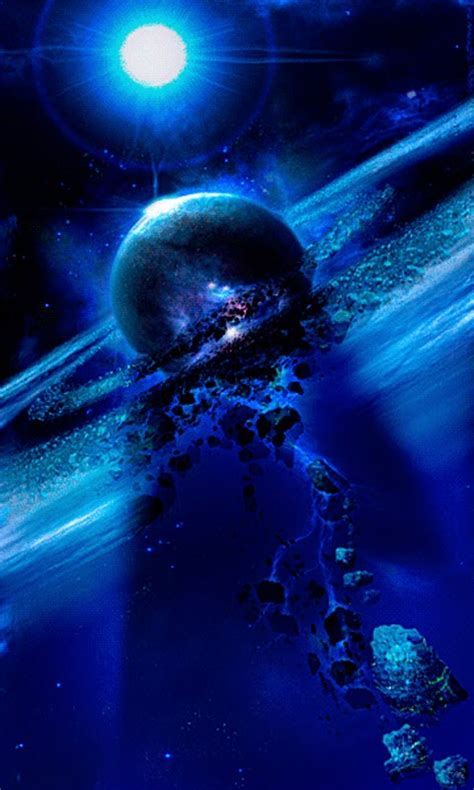 moving planet  wallpaper apk   android