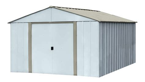 arrow metal sheds arrow oakbrook 10x14 metal shed ob1014 c1 free shipping
