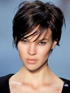 Coupe Courte Visage Ovale : visage ovale coupe courte ~ Melissatoandfro.com Idées de Décoration