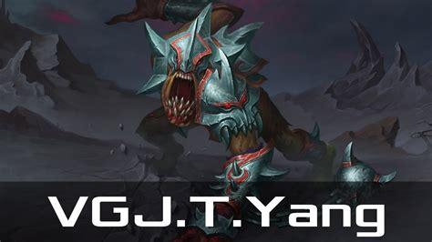 vgj t yang lifestealer offlane aug 1 2018 dota 2 patch 7 19 gameplay youtube