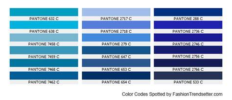 blue color codes accessories color trends for autumn winter 2011 2012 blue
