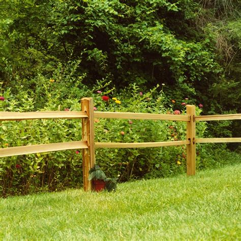 split rail fence photos install a split rail fence