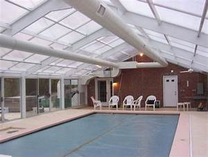 Installation Of Indoor Pool Hvac System