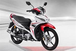 Tampilannya Lebih Sporty  Ini Wujud Kembaran Yamaha