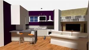 agencement cuisine a annecy architecte d39interieur a aix With architecte d interieur annecy