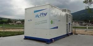 Station Hydrogène Prix : hydrog ne mcphy energy veut convaincre la france ~ Medecine-chirurgie-esthetiques.com Avis de Voitures