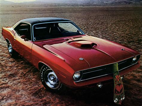 Hemi Cuda Wallpapers