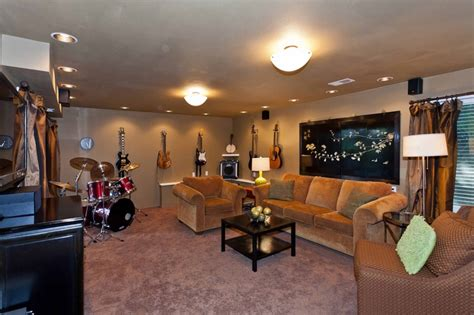man cave  room living spaces man cave living