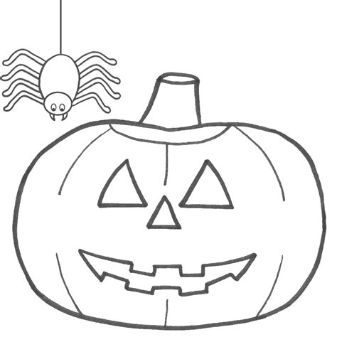 halloween pumpkins coloring pages getcoloringpagescom