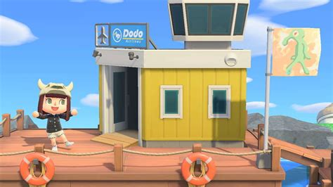 animal crossing  horizons  airports color