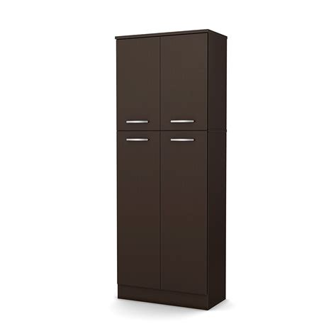 pantry storage cabinet shelving laundry room closet doors organizer utility ebay