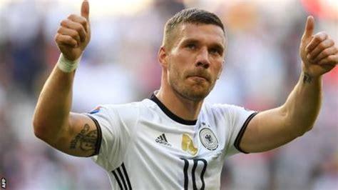 ˈwukaʂ pɔˈdɔlskʲi) on 4 june 1985). Lukas Podolski: Germany striker retires from international ...