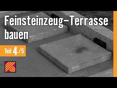 Fliesen Verlegen Untergrund Vorbereiten by Terrassenplatten Untergrund