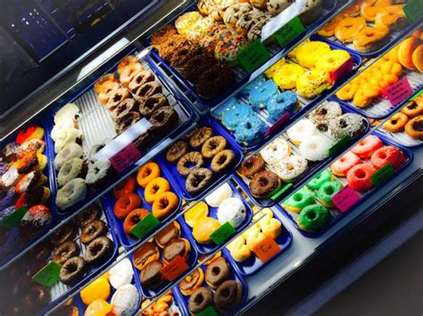 mouth watering donut shops  maryland