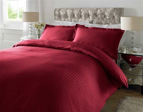 100% Cotton Luxury Duvet Cover Set Pillow Case Bedding