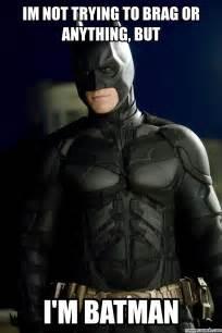Im Batman Meme - i m batman