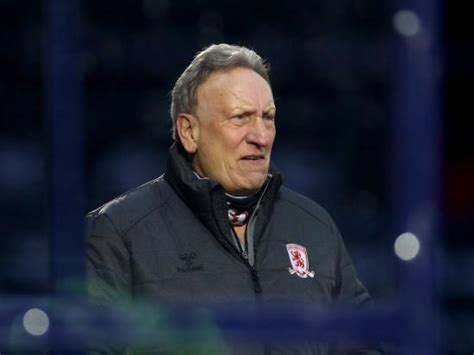Neil Warnock to assess Boro squad before Birmingham game ...