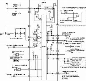 Mazda Cx-5 Service  U0026 Repair Manual - Rear Body Control Module  Rbcm
