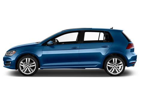2016 Volkswagen Golf Tsi Sel by Image 2016 Volkswagen Golf 4 Door Hb Auto Tsi Sel Side