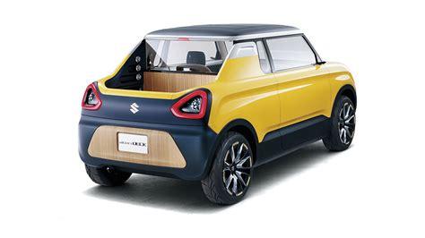 Suzuki Car : Suzuki Concept Cars For 2015 Tokyo Motor Show Revealed