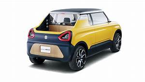 Suzuki concept cars for 2015 Tokyo motor show revealed ...