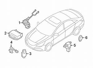 Hyundai Sonata Air Bag Wiring Harness  Wire Harness