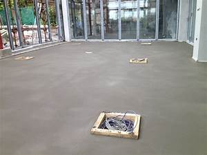 Dry screed floor meze blog for Floor screed drying times